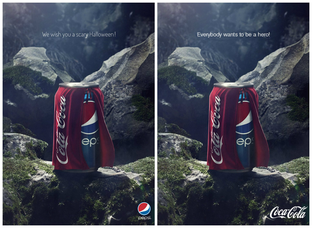 Why do Coca-Cola advertise? | the Marketing Agenda