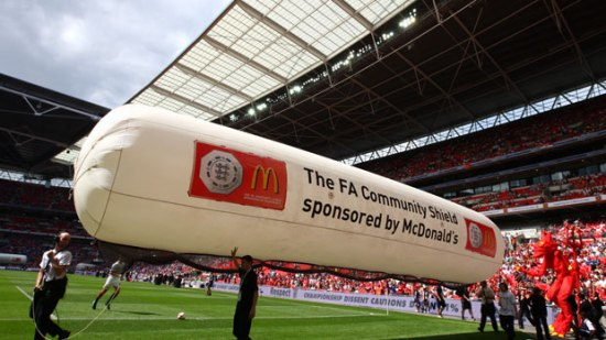 McDonalds Community Shield