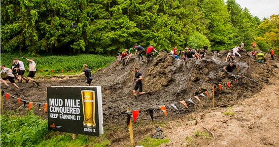 Strongbow Tough Mudder