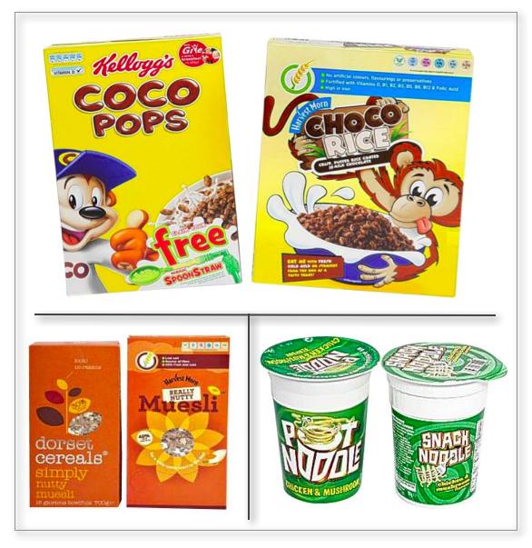 Aldi Generic Brands